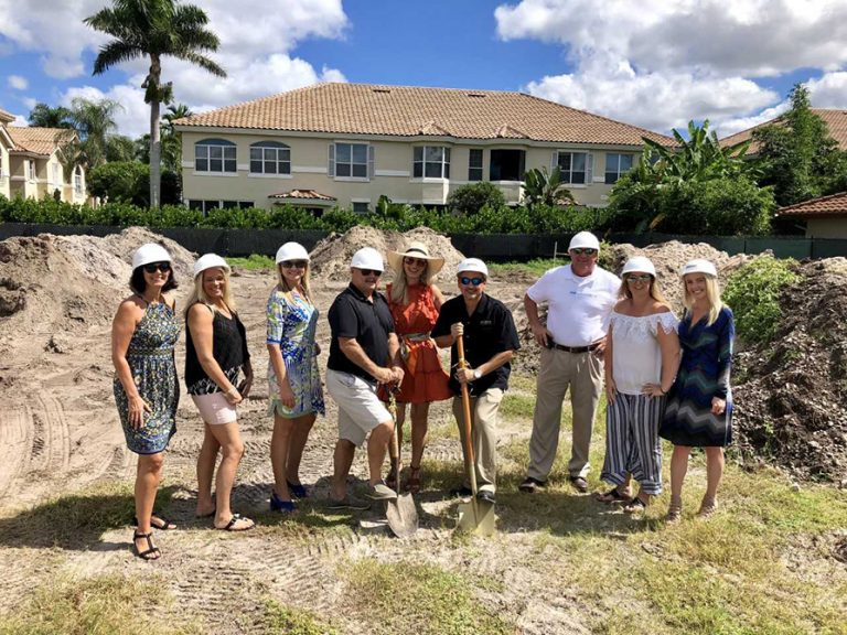 Spec. Home Ground Breaking