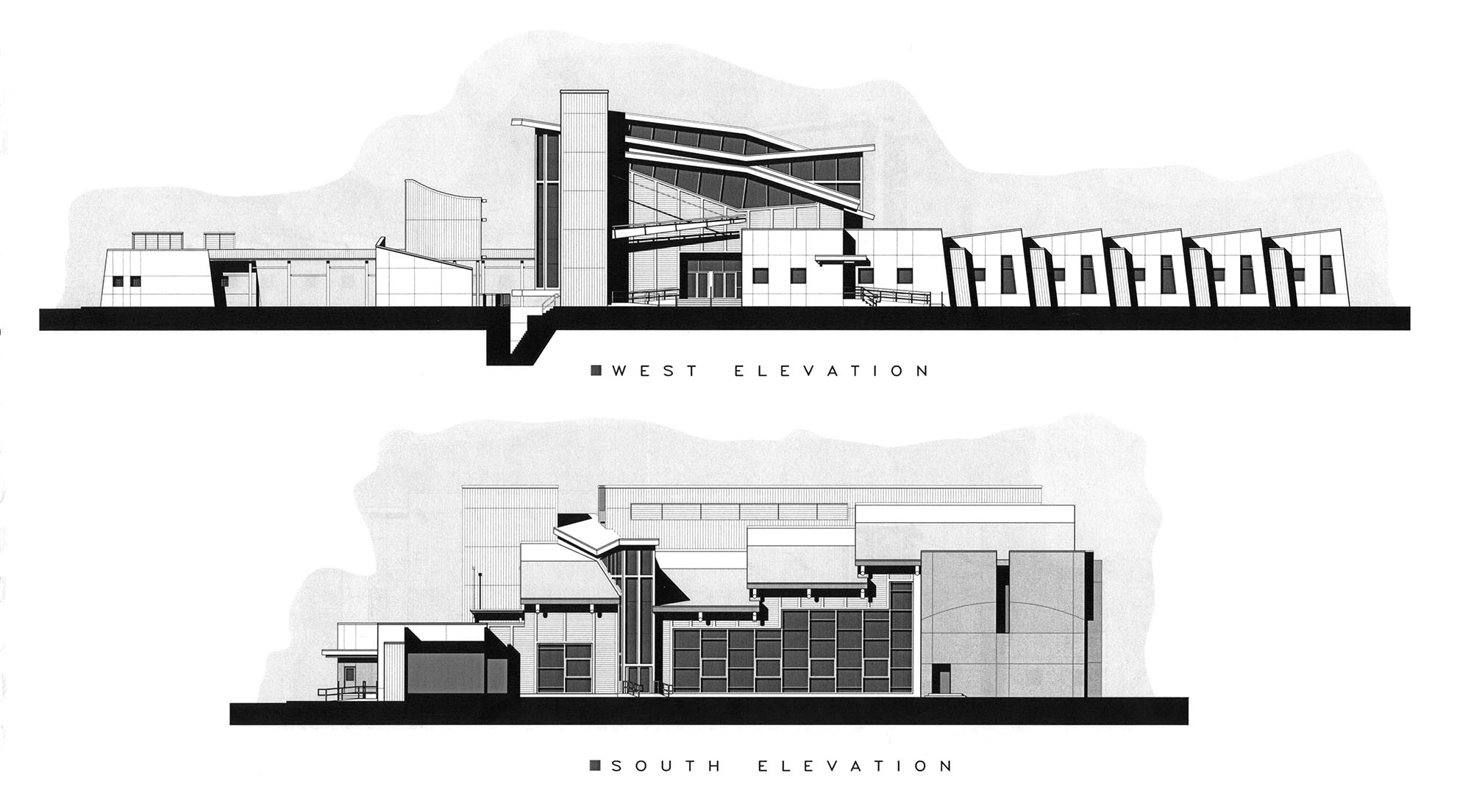 OLOG-Elevations-01 Faith Based Architecture Project