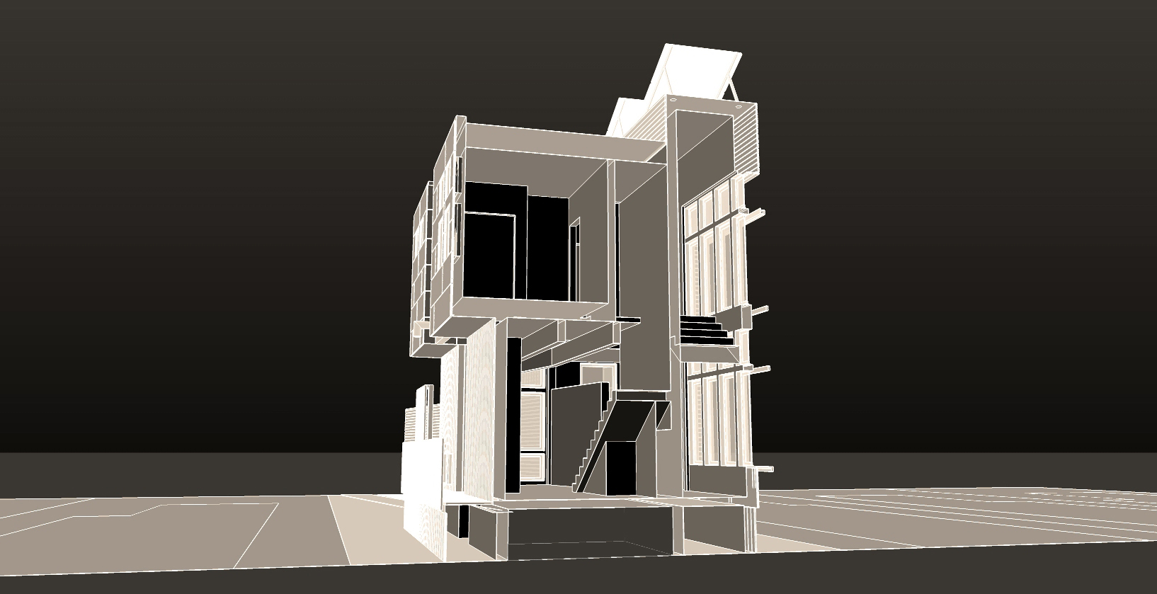 Section-02 modern residential