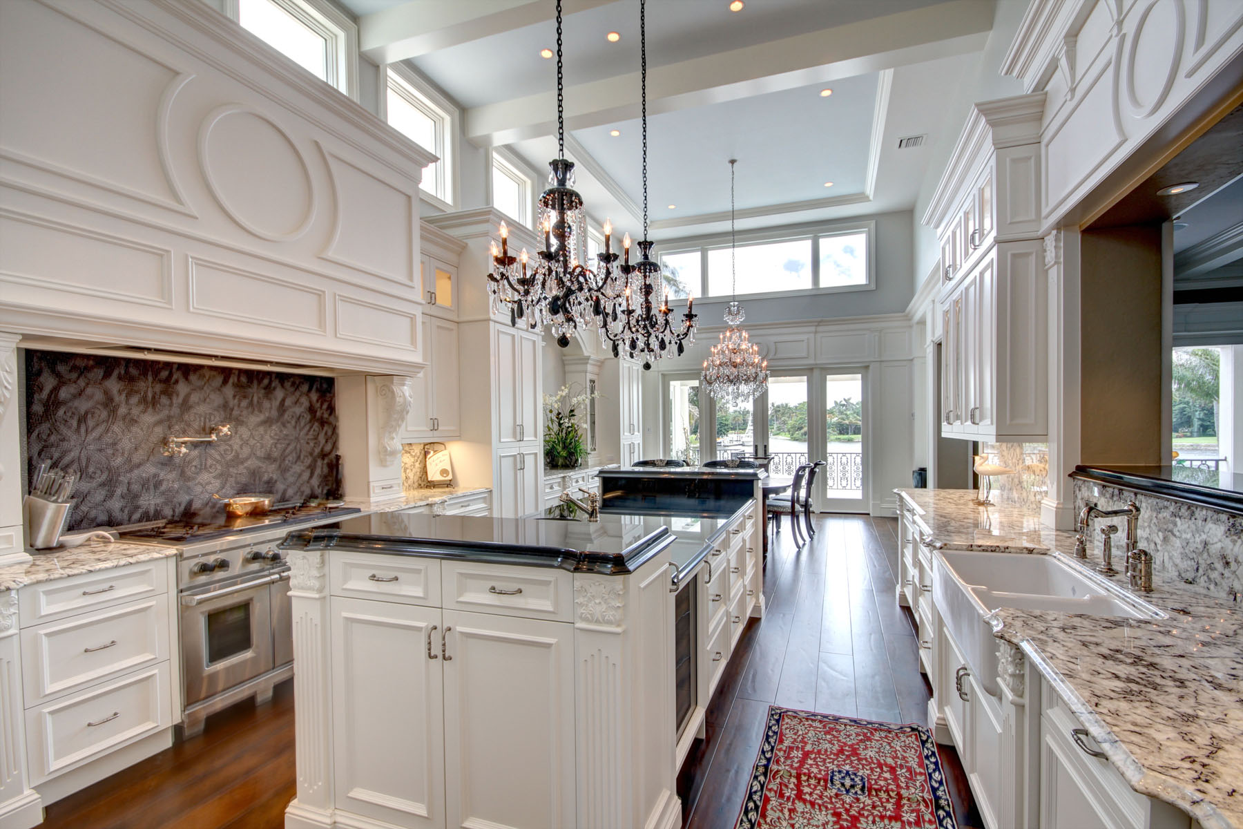 Charleston Style Kitchen