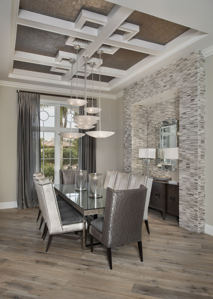 Golf Dream Home Dining Room