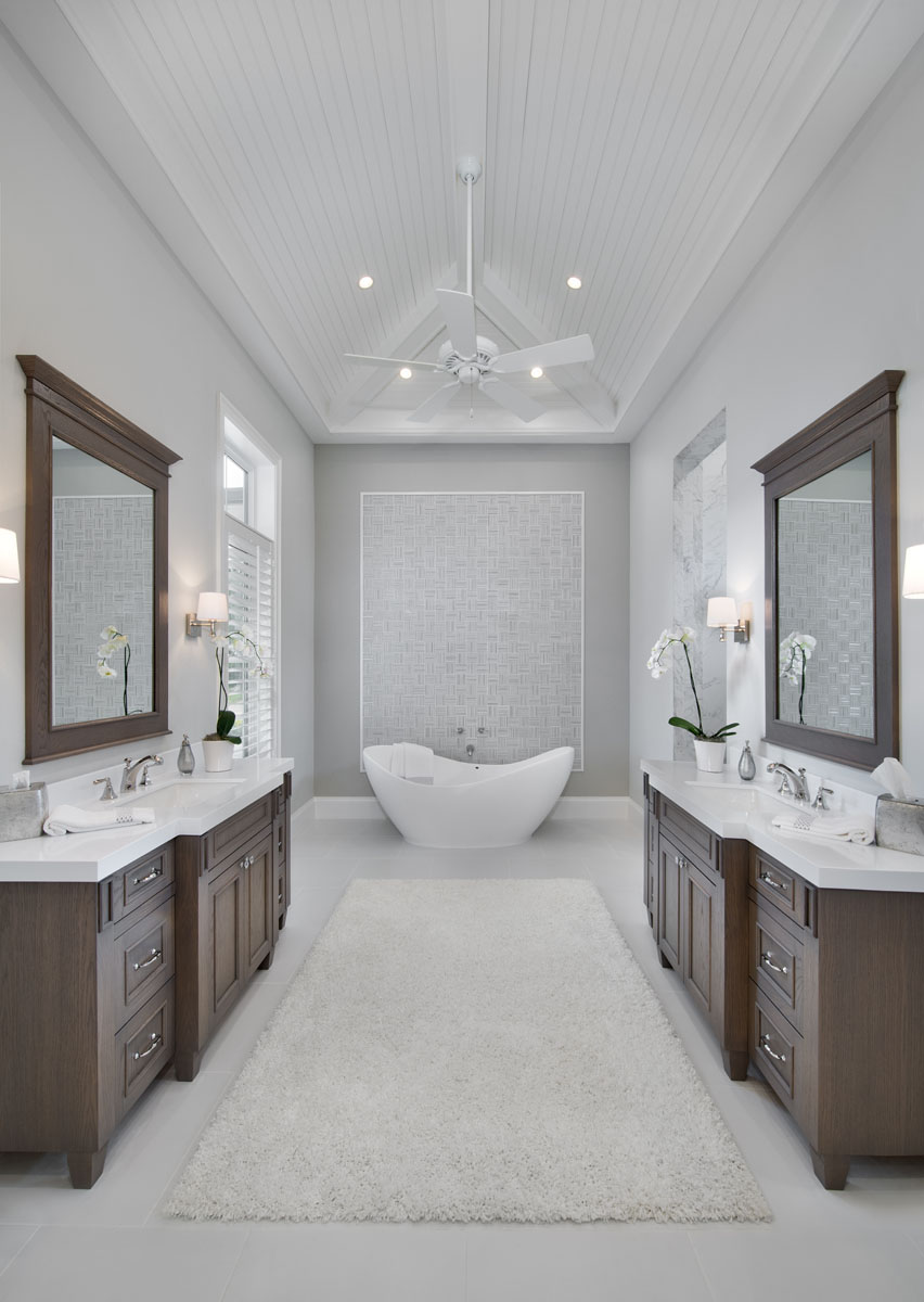 Island Retreat Master Bathroom
