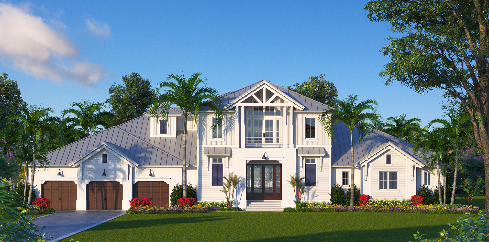 Old Florida Estate Residence