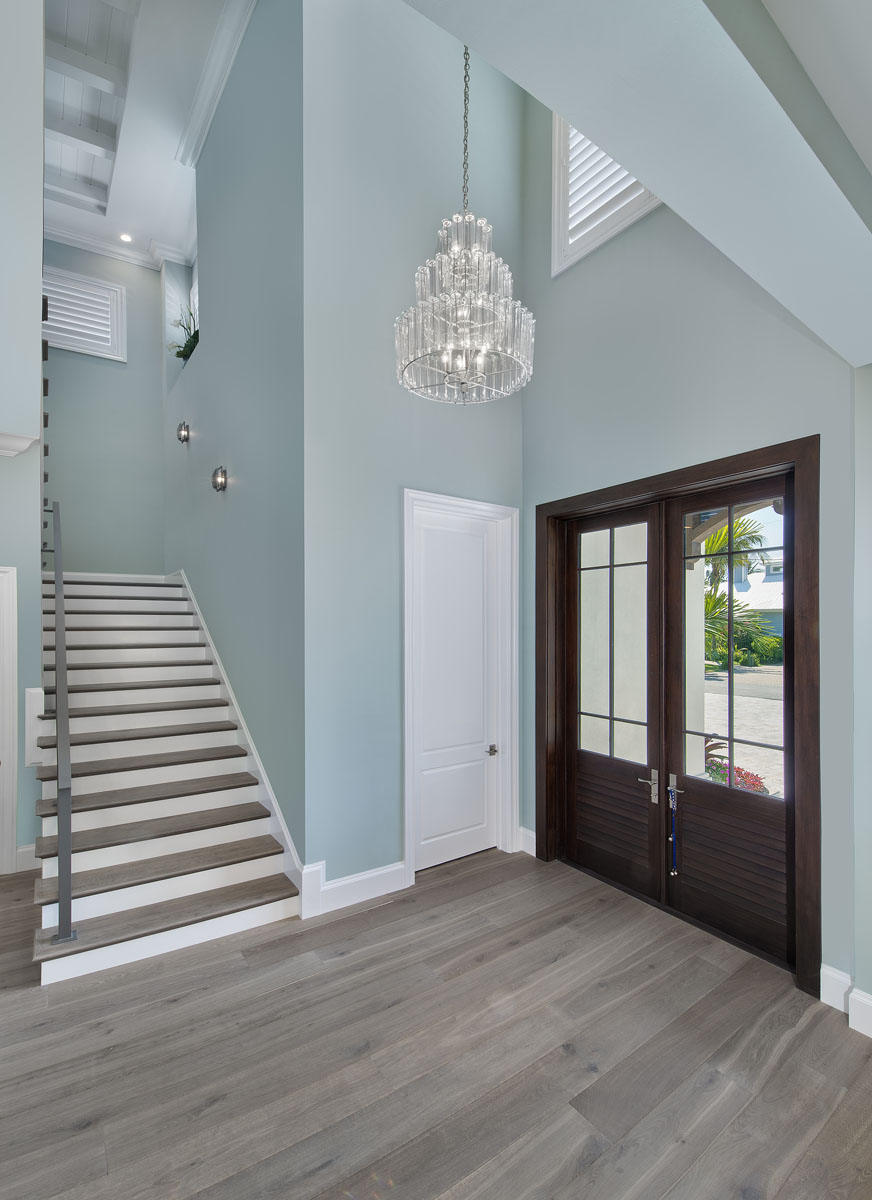 Waterfront Wonderland Foyer