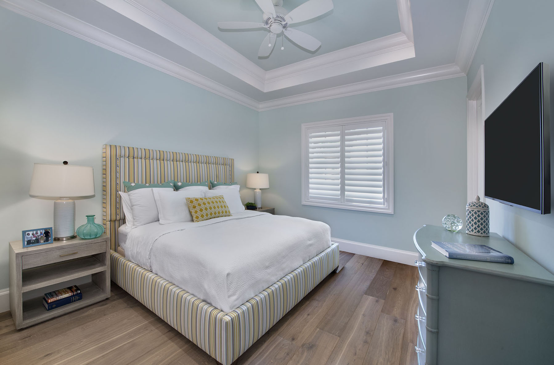 Waterfront Wonderland Guest Bedroom