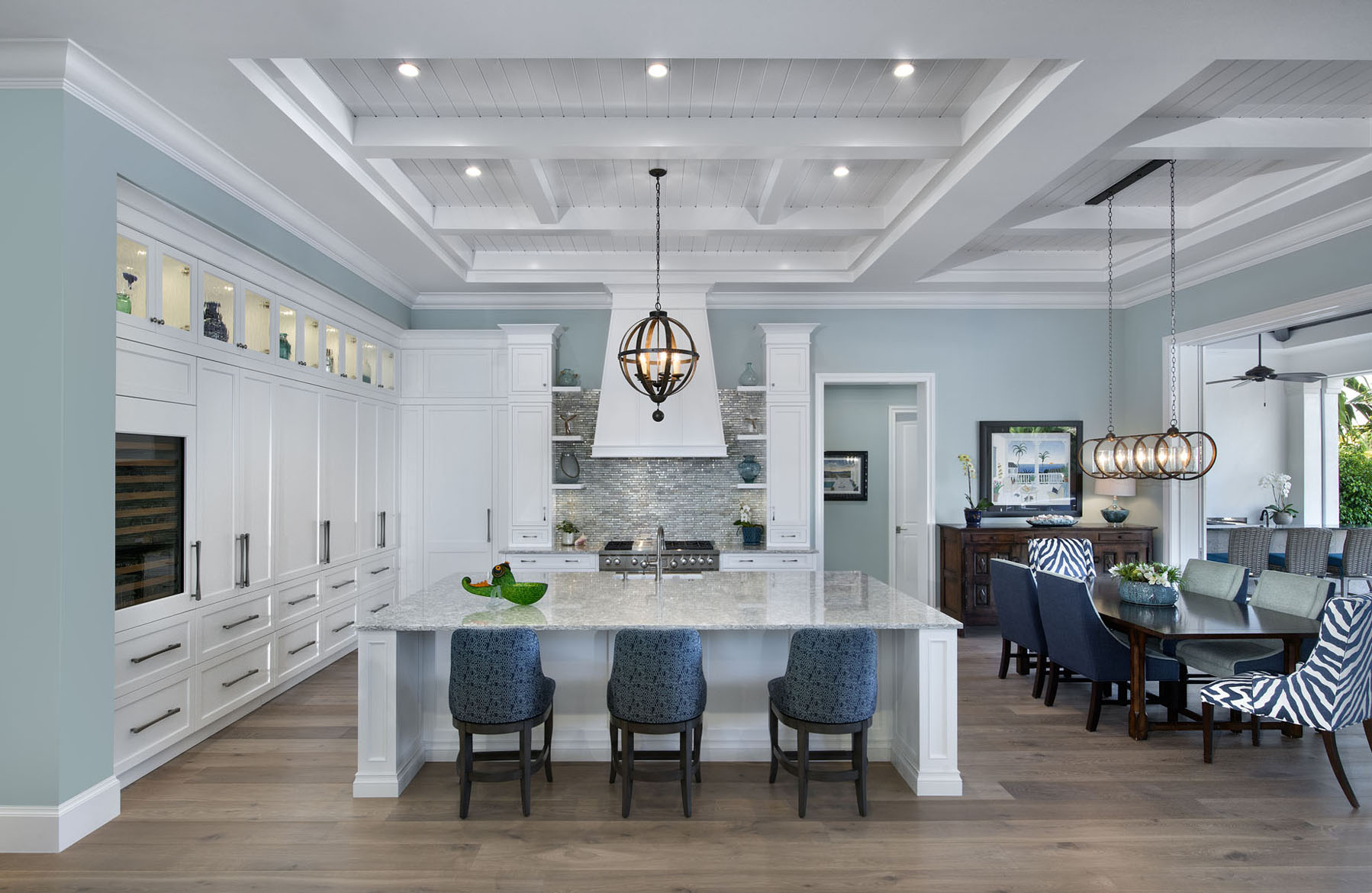 Waterfront Wonderland Kitchen