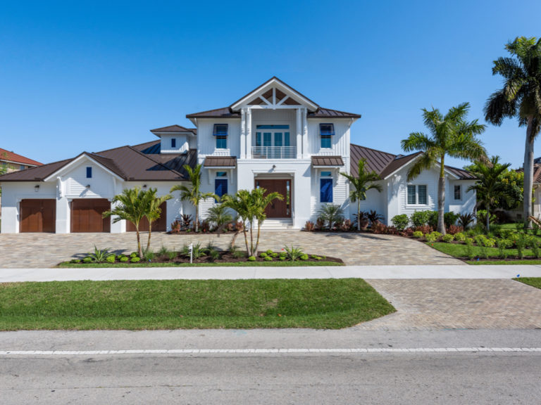 WDG Architecture Naples-Parade of Homes 2020 Winner!