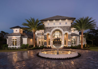 Eclectic Transitional Florida