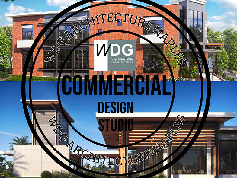 WDG Architecture Naples – Commercial Studio Update – MULTIPLE PROJECTS COMPLETING THROUGH COVID-19 MONTHS