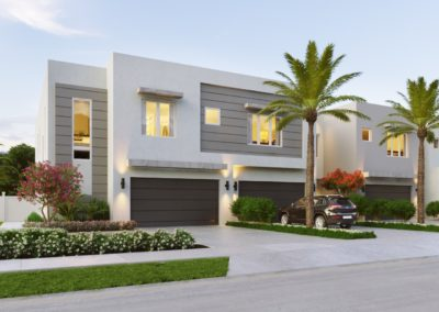 7 on 7th Townhomes – Delray Beach